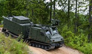 Sweden Buys 102 More BvS10 All-terrain Vehicles from BAE Systems