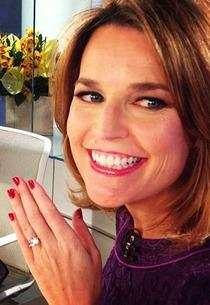 Savannah Guthrie | Photo Credits: Al Roker/Instagram