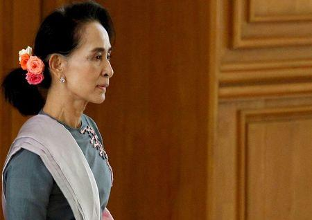 Suu Kyi says Myanmar cabinet to include ethnic groups, other parties