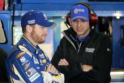 NASCAR Atlanta 2015: Dale Earnhardt Jr. finishes 3rd, enthused by new crew chief