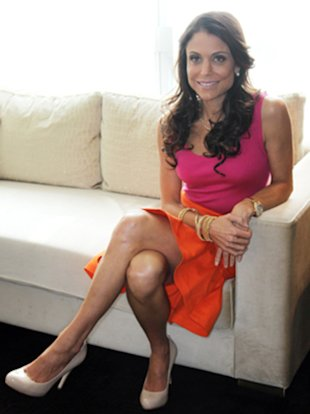 Meet your career coach, Bethenny Frankel.