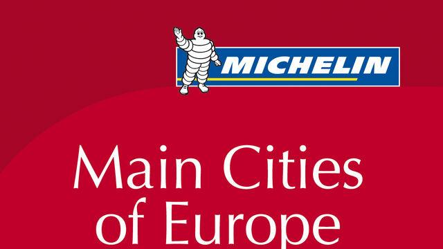 Michelin Guide Main Cities of Europe 2012