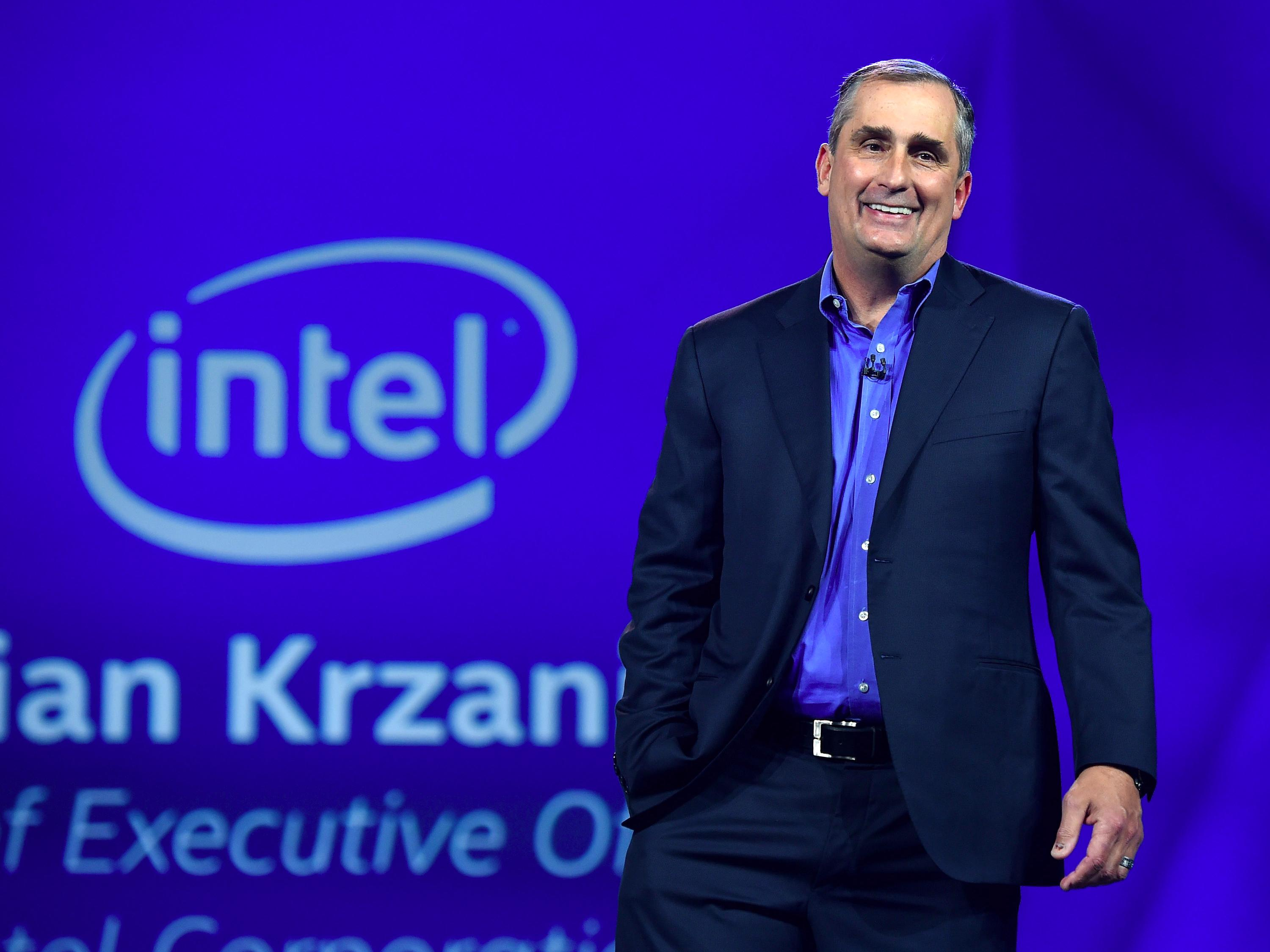 How a tiny part of Intel could help grow its most important business