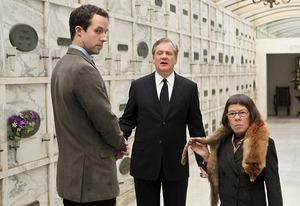 Peter Cambor, David Bickford and Linda Hunt | Photo Credits: Monty Brinton/CBS