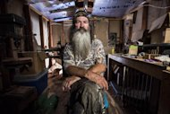 Phil Robertson of 'Duck Dynasty' -- Karolina Wojtasik/A&E