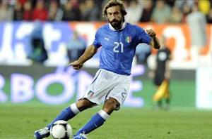 Armenia 1-3 Italy: Pirlo, De Rossi and Osvaldo see off stubborn hosts