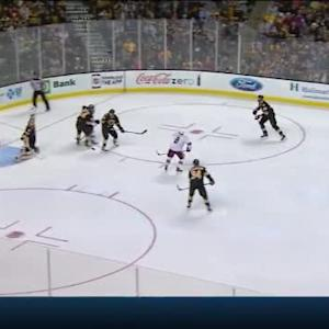 Tuukka Rask Save on Connor Murphy (05:20/3rd)