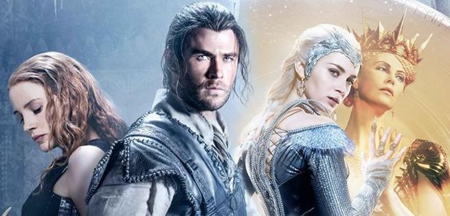 The Huntsman: Winter's War Extended TV Spot #1
