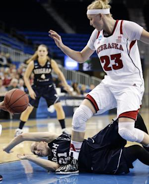 BYU women beat Nebraska 80-76 for Sweet 16 berth