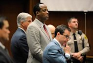 Dr. Conrad Murray Trial Goes to Jury