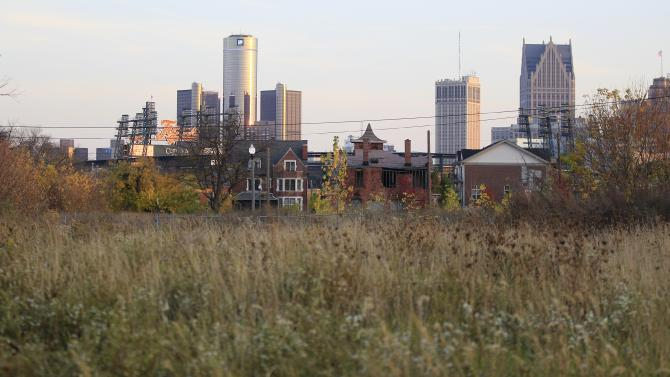 Detroit says it's settled with some creditors