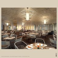 The Culinary Institute of America will reopen its flagship student restaurant The Escoffier Restaurant as The Bocuse Restaurant in 2013