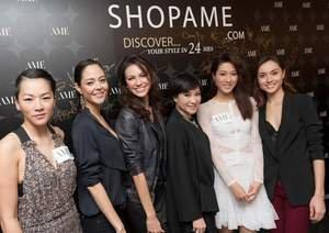 Ame Launches in Hong Kong -- The First-Ever Virtual and Physical Luxury Shoe Club in Asia, Looks to Follow on ShoeDazzle Success in the USA