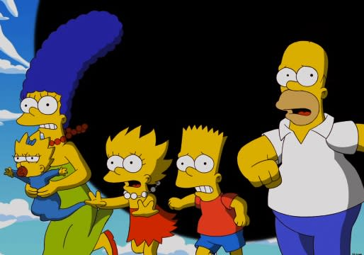 The Simpsons Exclusive Video: Take a Tour of Season 24′s Treehouse of Horror!