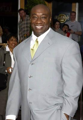 Michael Clarke Duncan at the LA premiere of Universal's The Scorpion King