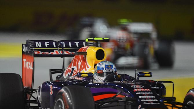 Motorsport - McLaren accuse Red Bull of coded messages