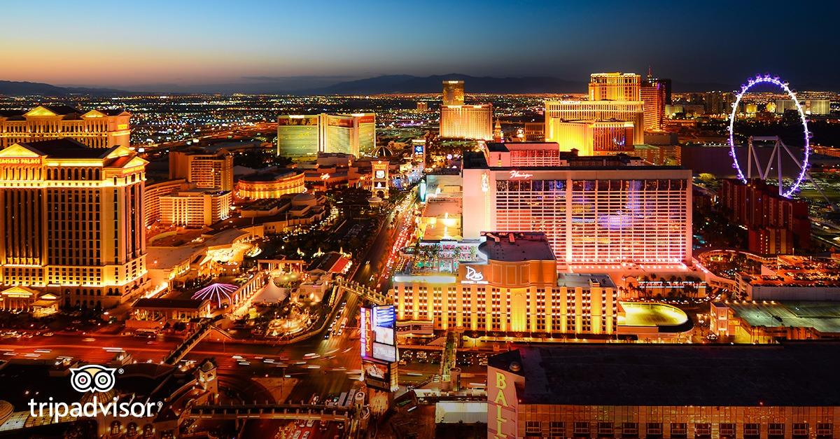 What's the #1 hotel in Las Vegas?