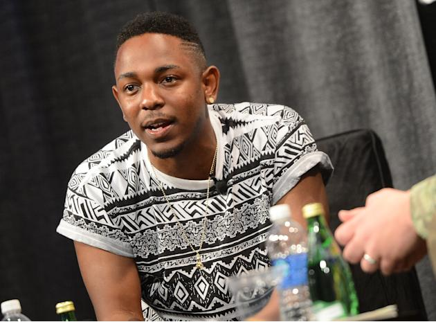 Conversation with Kendrick Lamar & Elliott Wilson - 2013 SXSW Music, Film + Interactive Festival