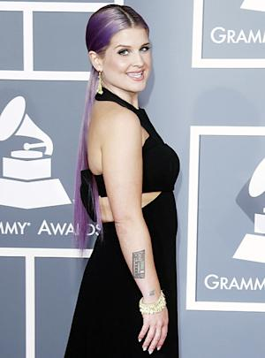 Kelly Osbourne Removing Keyboard Tattoo From Arm: Picture of Painful Treatment