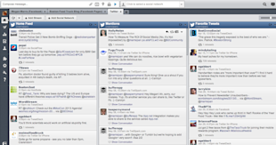 Social Media Management Tools: What's The Right Tool For Your Business? image HootSuite streams