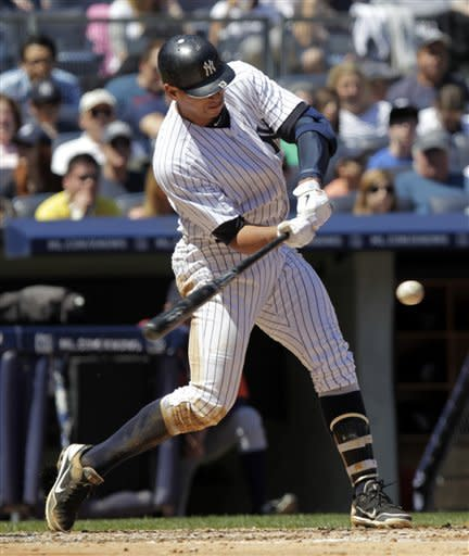 Sabathia pitches 8 strong for Yankees