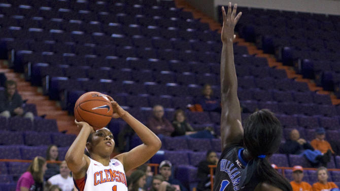 NCAA Womens Basketball: Duke at Clemson