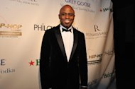 Wayne Brady is seen at the Hip-Hop Inaugural Ball on Sunday, Jan. 20, 2013 in Washington. (Photo by Larry French/Invision/AP)