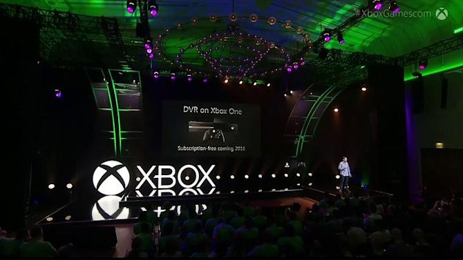 Xbox One getting free DVR functionality in 2016