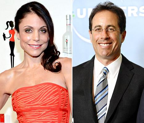 "Bethenny Frankel: ""I Had a Massive Crush on Jerry Seinfeld!"""