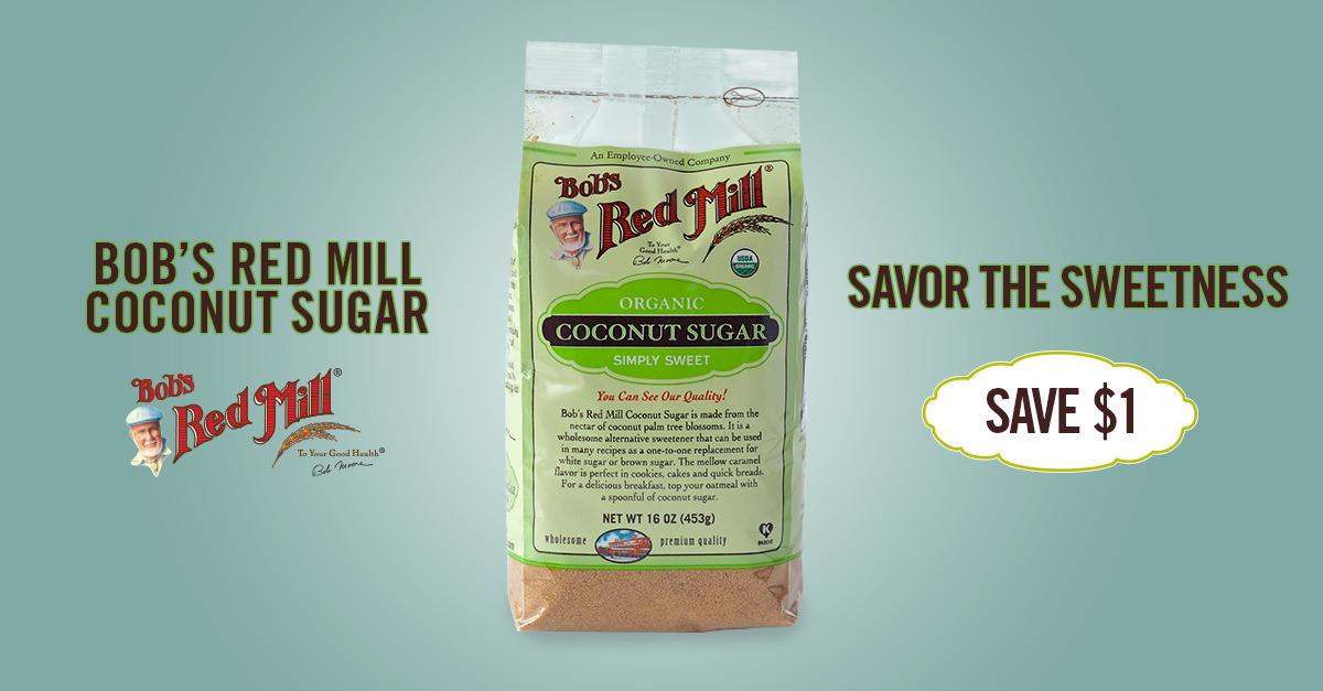 Bob's Red Mill - Delicious Baking Sugars