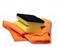 keep or discard - kitchen sponge