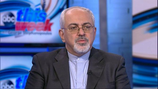 Iranian Foreign Minister Javad Zarif: Holocaust a 'Heinous Crime' and a 'Genocide'