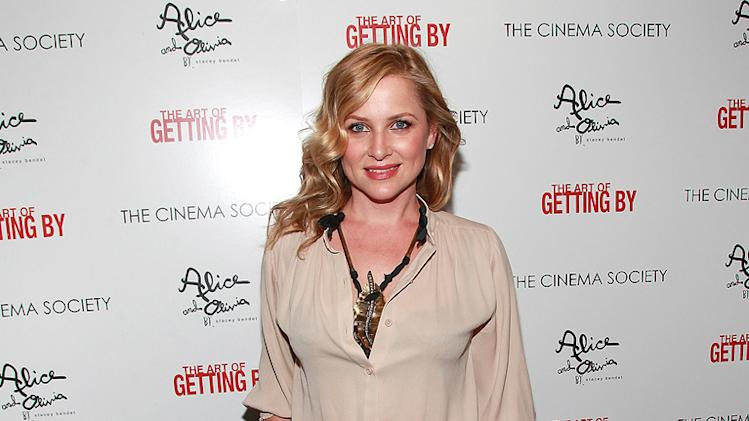 The Art of Getting By NYC Premiere 2011 Jessica Capshaw