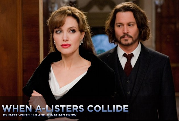 When A Listers Collide 2010 Title Card