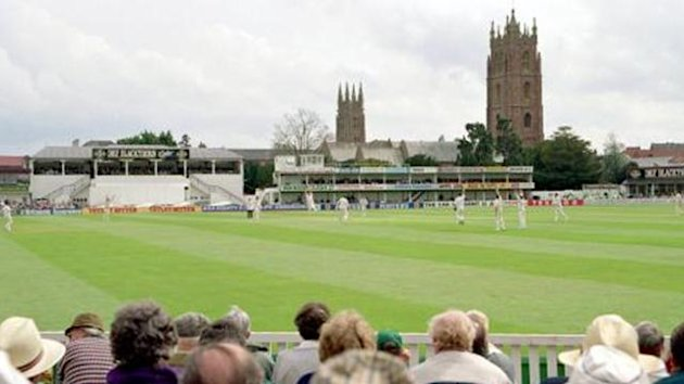 CRICKET - Taunton