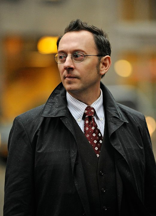 Michael Emerson in &quot;Person of Interest.&quot; 