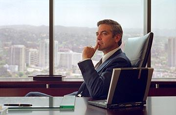 George Clooney in Universal's Intolerable Cruelty