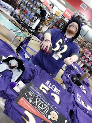 Baltimore Ravens Super Fan Deflects Ridicule from 'Skins Family Members