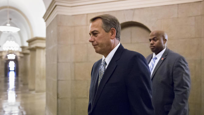 Obama to Boehner: No talks until government opens