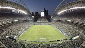 CenturyLink Field turf to have football lines for Seattle Sounders-Portland Timbers playoff matchup