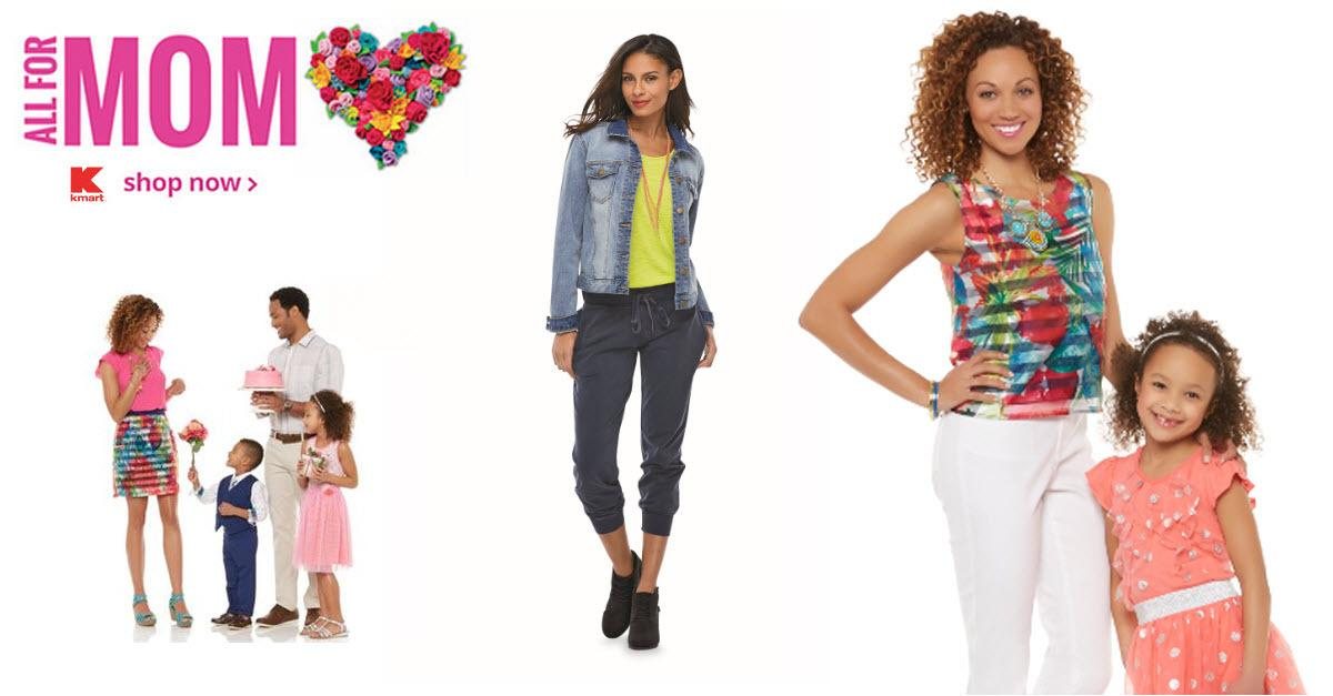 Shop Apparel For Mother's Day at Kmart®