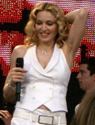 Don't miss the Super Bowl XLVI halftime show with Madonna - you never know what she has up her sleeve!