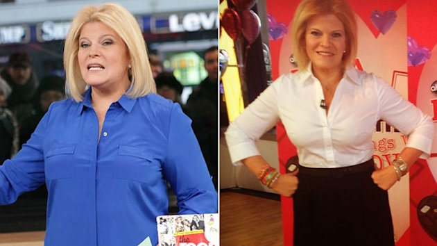 Tory Johnson Makes 'The Shift': Her Amazing Weight-Loss Story (ABC News)