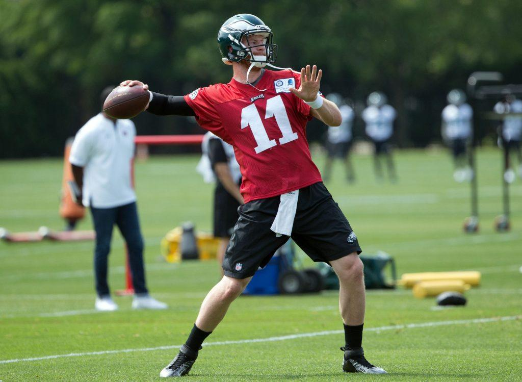 The Eagles quarterback dilemma