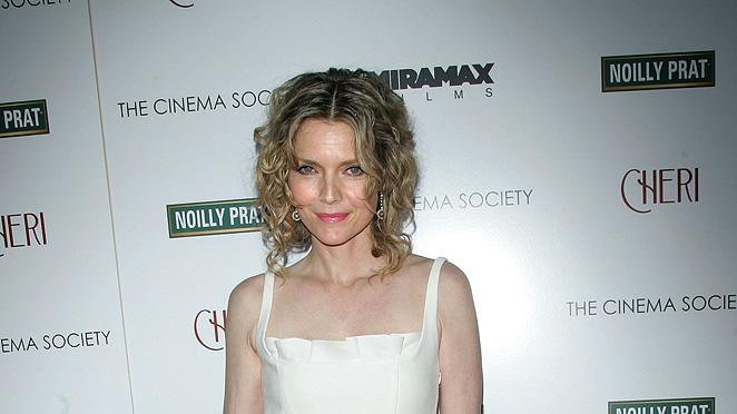 Cheri NY Screening 2009 Michelle Pfeiffer