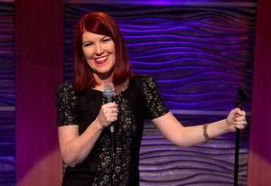Kate Flannery | Photo Credits: TVGuide Network