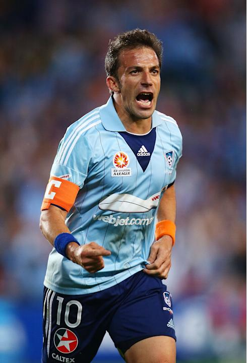 A-League Rd 1 - Sydney FC v Newcastle Jets