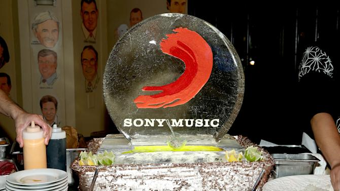 Sony Music Entertainment 2015 Post-Grammy Reception