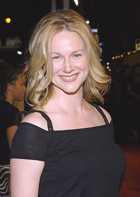 Laura Linney at the Los Angeles premiere of Universal Pictures' Man of the Year