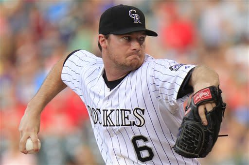 Rockies stop skid with 8-2 win over Cardinals